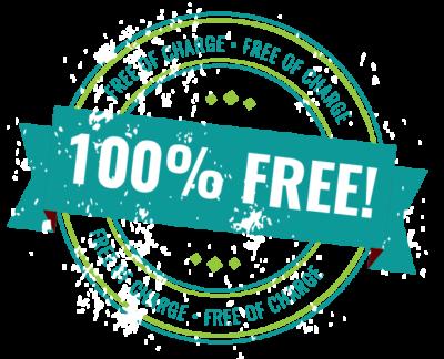 100% Free